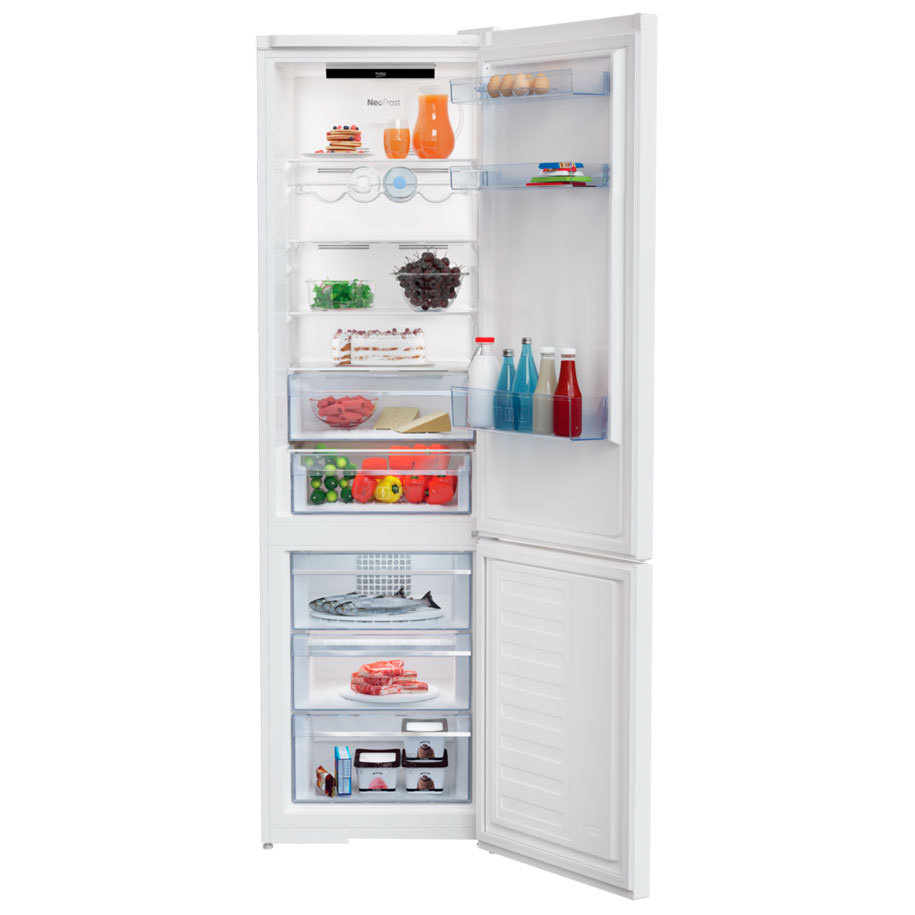 Хладилник с фризер BEKO
