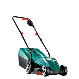 Electric lawn movers