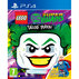 Игра LEGO DC SUPERVILLAINS DELUXE  PS4