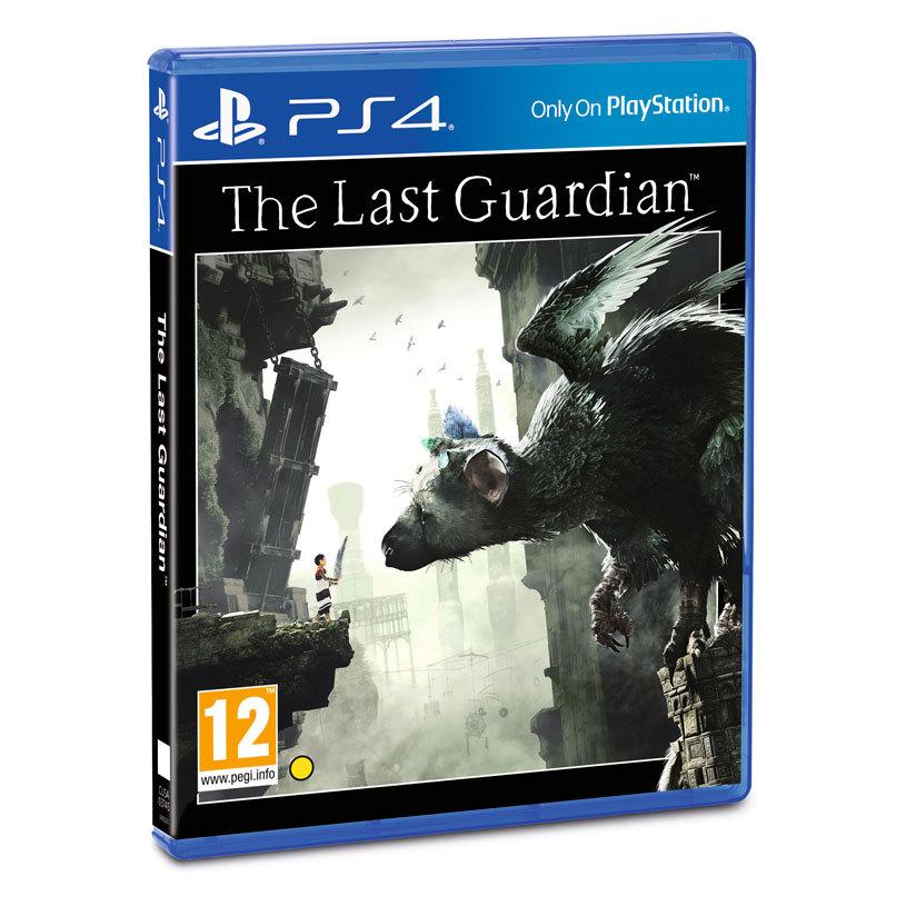 Игра THE LAST GUARDIAN PS4
