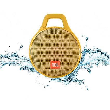 Bluetooth speaker JBL CLIP PLUS YELLOW