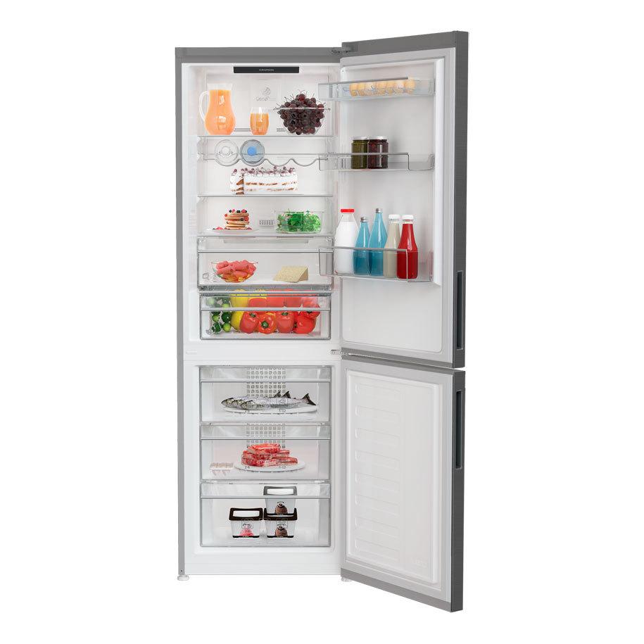 Хладилник с фризер GRUNDIG