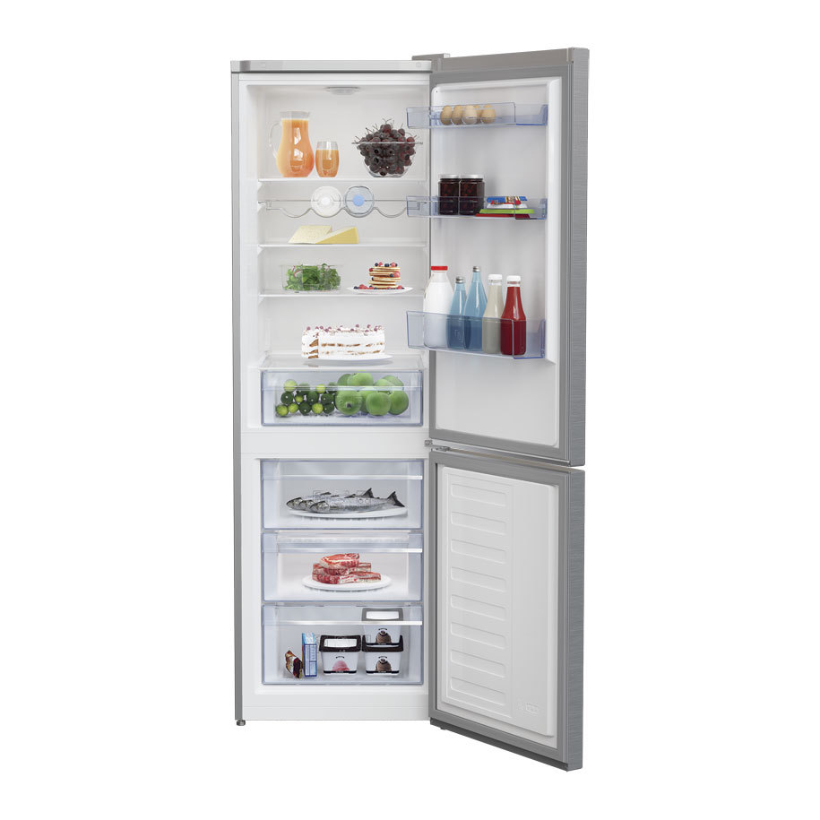 Хладилник с фризер BEKO RCSA 366 K40XBN