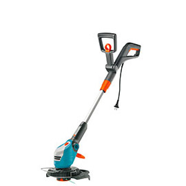 Electric lawn trimmers