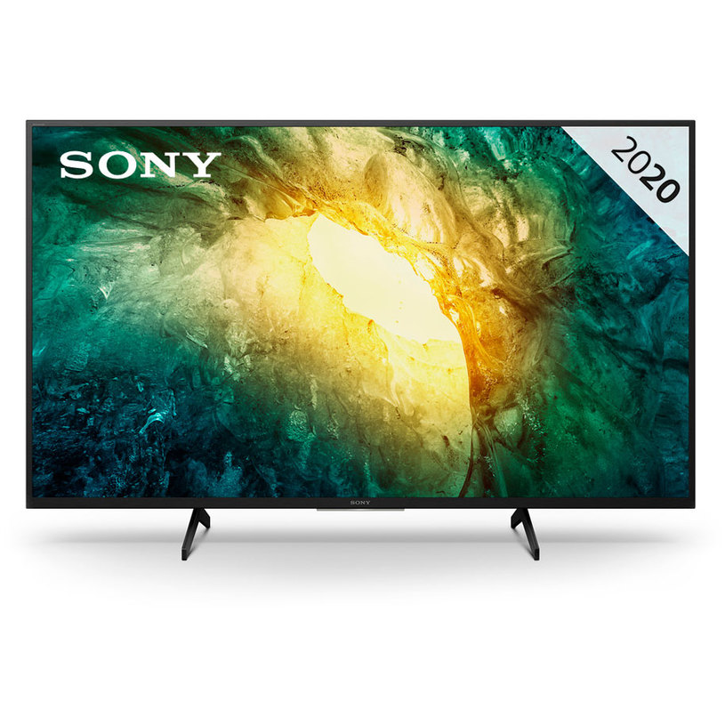 Телевизор SONY KD-55X7055